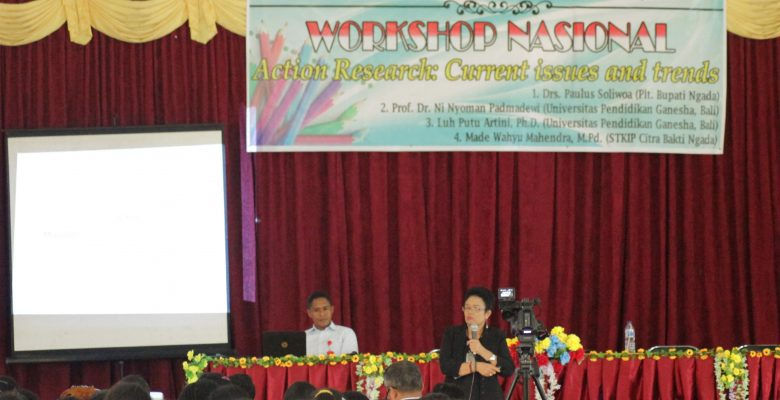 Workshop Action research Citra Bakti